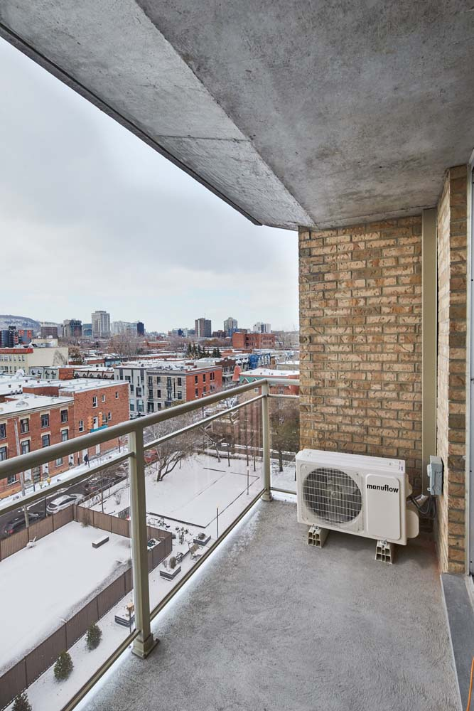 Le  Maisonneuve  Apartments For Rent In Montreal
